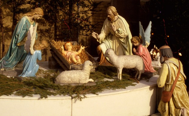 Рождество Иисуса Христа было так...